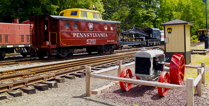 Whippany Railway Museum Grounds