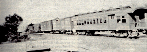 VBR - Mixed Train 1916