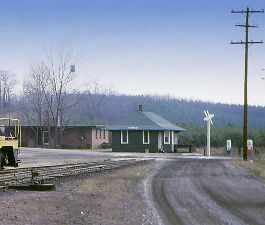 VBR Depot  Office Dec. 1965 AHam