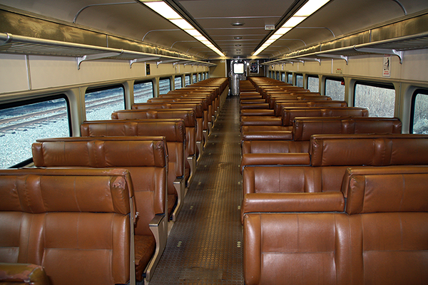 Coach Car Seating