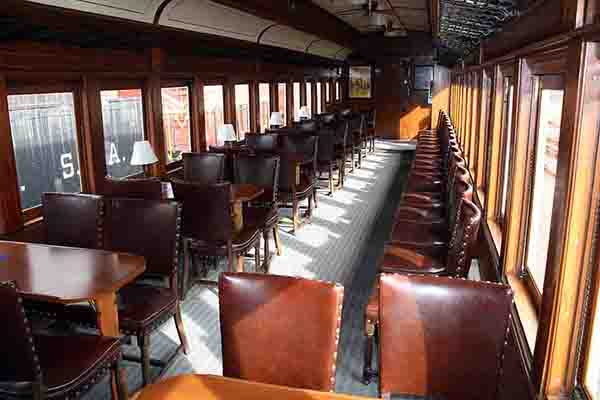 Club Car Seating