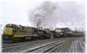 MCC Excursion Train