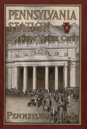 Penn Station Brochure 1910 A